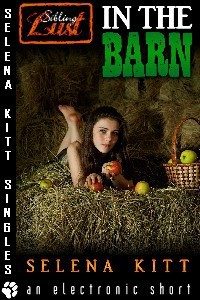 In the Barn (Sibling Lust #2) - Selena Kitt