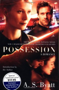 Possession: A Romance - A.S. Byatt
