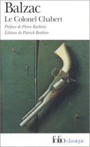 Le Colonel Chabert - Honoré de Balzac
