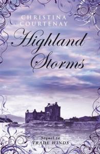 Highland Storms - Christina Courtenay