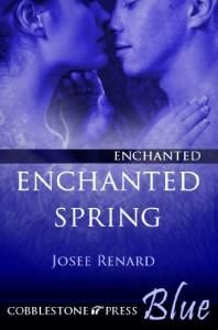 Enchanted Spring (Enchanted, #2) - Josee Renard