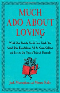 Much Ado About Loving: What Our Favorite Novels Can Teach You About Date Expectations, Not So-Great Gatsbys, and Love in the Time of Internet Personals - Jack Murnighan, Maura Kelly
