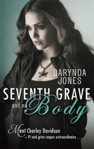Seventh Grave and No Body (Charley Davidson) - Darynda Jones