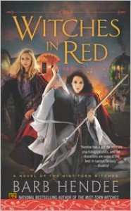 Witches in Red - Barb Hendee