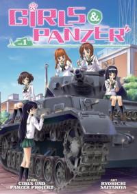 Girls Und Panzer, vol. 1 - Girls Und Panzer Production Committee, Ryouichi Saitaniya