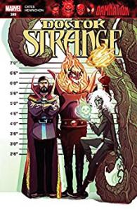 Doctor Strange (2015-) #389 - Donny Cates, Niko Henrichon, Mike Del Mundo