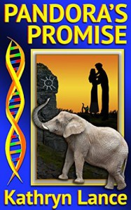 Pandora's Promise (The Pandora's Trilogy Book 3) - Kathryn Lance