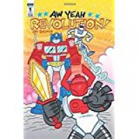 Revolution: Aw Yeah! #1 - Art Baltazar, Art Baltazar