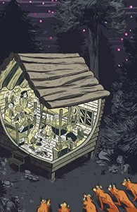 Lumberjanes #10 - Naomi Nowak, Shannon Watters,  Noelle Stevenson