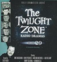 The Twilight Zone Radio Dramas, Volume 29 - Stacy Various Performers Keach, Various