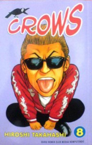 Crows Vol. 8 - Hiroshi Takahashi