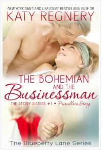 The Bohemian and the Businessman - Katy Regnery