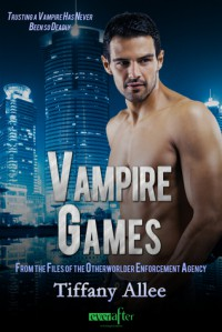 Vampire Games - Tiffany Allee