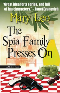The Spia Family Presses On - Mary Leo