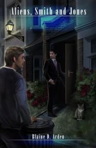 Aliens, Smith and Jones - Blaine D. Arden