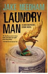 Laundry Man (Jack Shepherd, No. 1) - Jake Needham