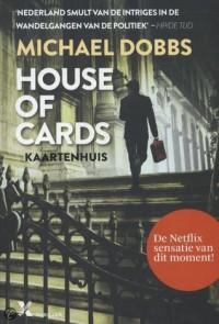 House of cards / Kaartenhuis - Michael Dobbs