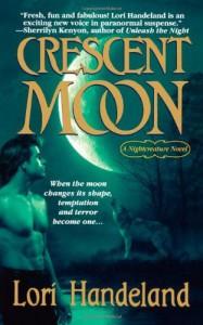 Crescent Moon (Nightcreature, Book 4) - Lori Handeland