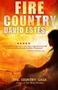 Fire Country (The Country Saga, #1) - David Estes