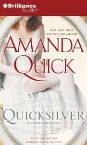 Quicksilver - Anne Flosnik, Amanda Quick