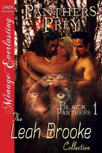 Panthers' Prey - Leah Brooke