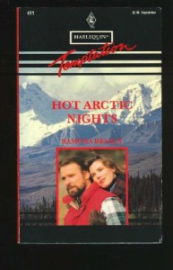 Hot Arctic Nights (Harlequin Temptation, No. 411) - Ramona Bradly