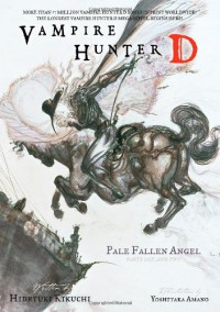 Vampire Hunter D - Hideyuki Kikuchi, Yoshitaka Amano