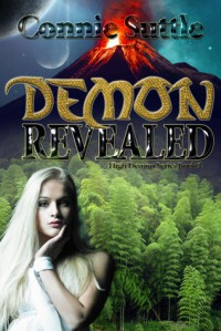 Demon Revealed (High Demon #2) - Connie Suttle