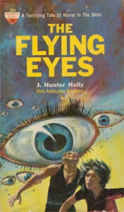 The Flying Eyes - J. Hunter Holly
