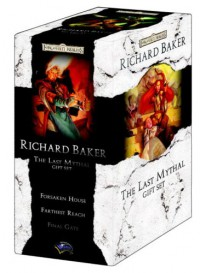 The Last Mythal Gift Set - Richard Baker