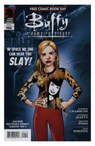 Buffy the Vampire Slayer &The  Guild FCBD 2012 - Felicia Day, Joss Whedon