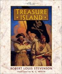Treasure Island - Robert Louis Stevenson, N.C. Wyeth, Timothy Meis