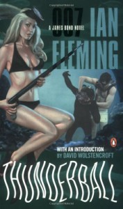Thunderball (James Bond, #9) - Ian Fleming, David Wolstencroft