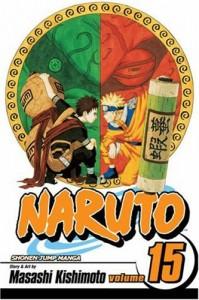 Naruto, Vol. 15: Naruto's Ninja Handbook! - Masashi Kishimoto, Frances Wall