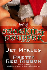 Pretty Red Ribbon (Heaven Sent extra, #1) - Jet Mykles