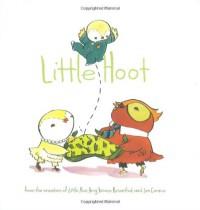 Little Hoot - Amy Krouse Rosenthal, Jen Corace