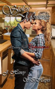 Stolen Moments - S.I. Hayes, J. Haney