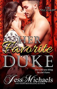 Her Favorite Duke - Jess Michaels