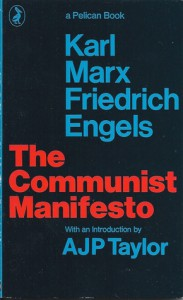The Communist Manifesto - Karl Marx, Friedrich Engels, A.J.P. Taylor