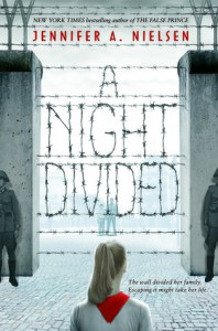 A Night Divided - Jennifer A. Nielsen