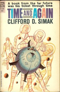 Time and Again F-239 - Clifford D. Simak