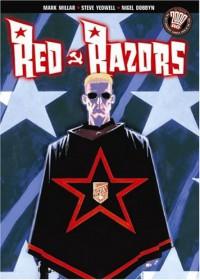Red Razors - Mark Millar, Steve Yeowell, Nigel Dobbyn