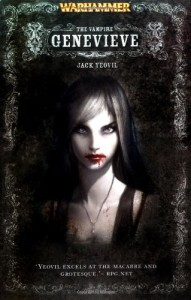 The Vampire Genevieve (Warhammer Novels) - Jack Yeovil