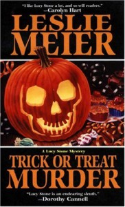Trick or Treat Murder - Leslie Meier