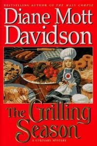 The Grilling Season - Diane Mott Davidson