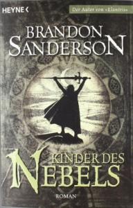Kinder des Nebels  - Brandon Sanderson, Michael Siefener, Geoff Taylor