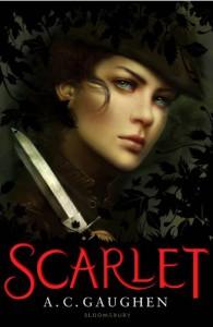 Scarlet - A. C. Gaughen