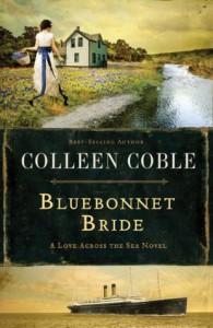 Bluebonnet Bride (Love Across The Sea) - Colleen Coble