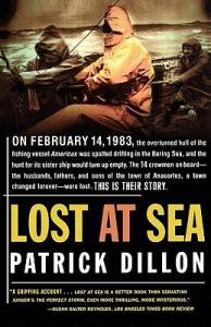 Lost at Sea - Patrick Dillon