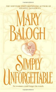 Simply Unforgettable - Mary Balogh